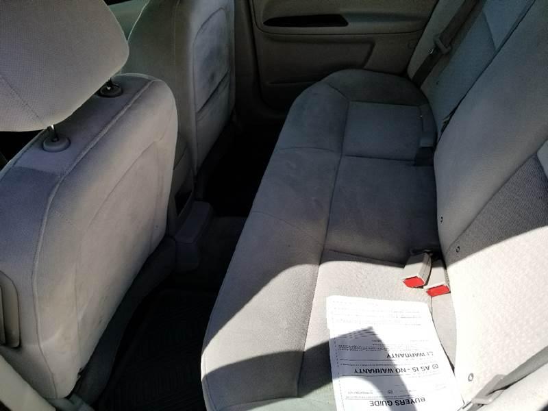 2011 Chevrolet Impala LS Fleet 4dr Sedan w/1FL - Grand Rapids MI