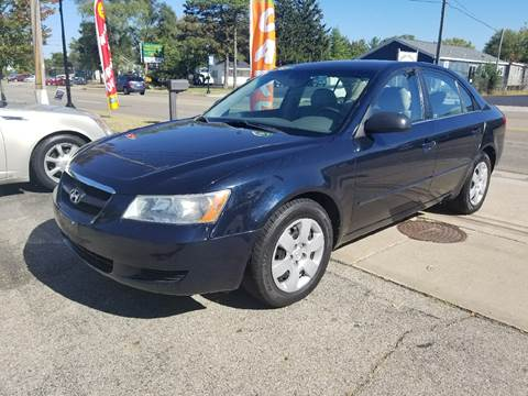 2007 Hyundai Sonata for sale in Grand Rapids, MI