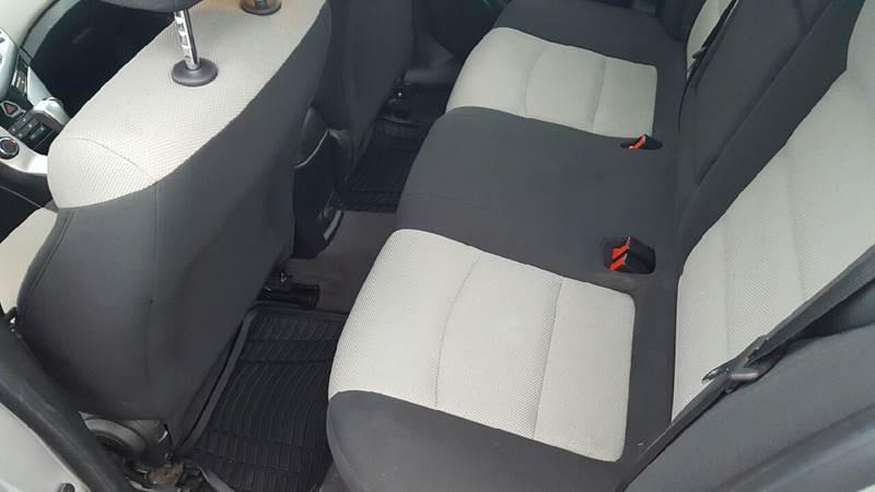 2012 Chevrolet Cruze LS 4dr Sedan - Grand Rapids MI