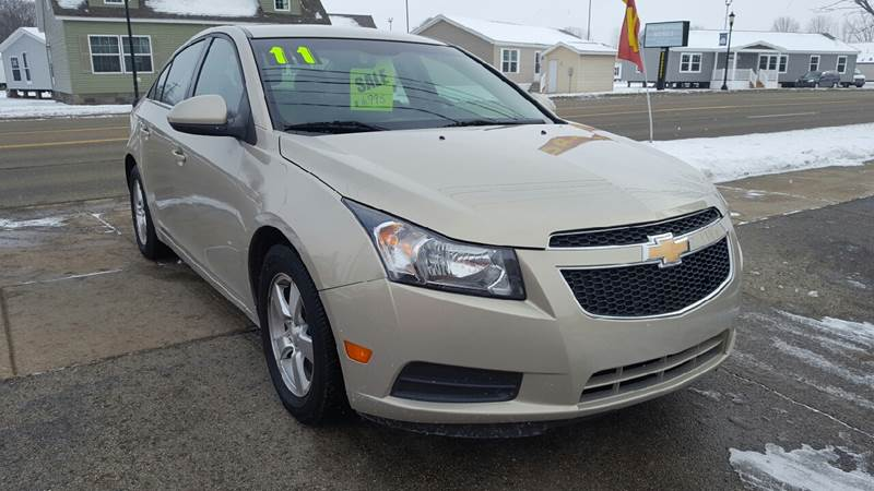 2011 Chevrolet Cruze LT Fleet 4dr Sedan - Grand Rapids MI