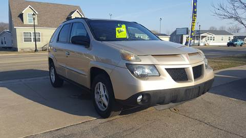 2003 Pontiac Aztek for sale in Grand Rapids, MI