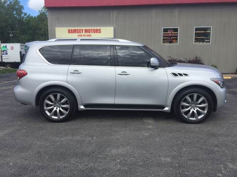 2011 Infiniti QX56 for sale in Riverside, MO