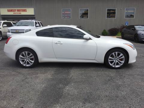 2009 infiniti g37 coupe for sale in riverside mo. Black Bedroom Furniture Sets. Home Design Ideas