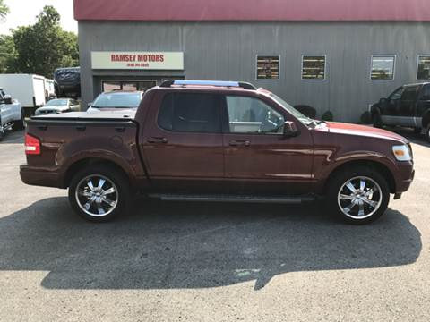 2010 Ford Explorer Sport Trac for sale in Riverside, MO