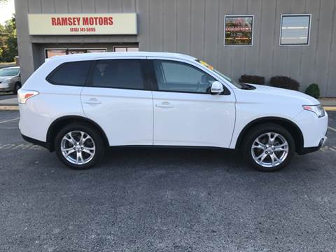 2015 Mitsubishi Outlander for sale in Riverside, MO