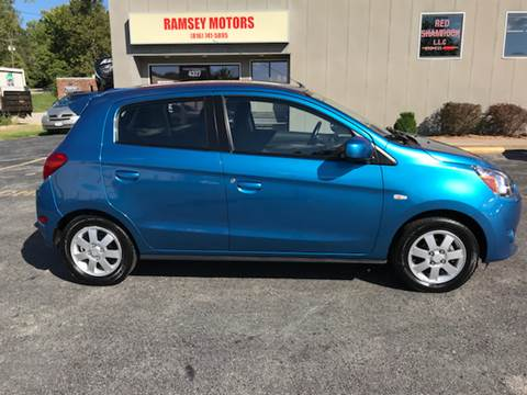2014 Mitsubishi Mirage for sale in Riverside, MO