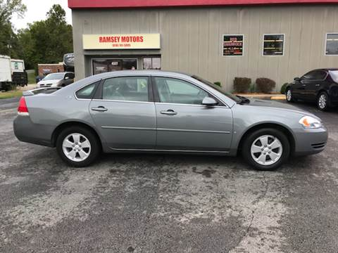 2007 Chevrolet Impala for sale in Riverside, MO