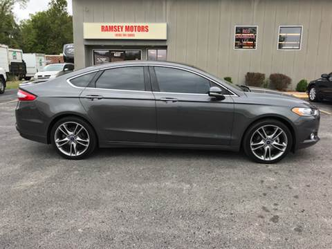 2016 Ford Fusion for sale in Riverside, MO
