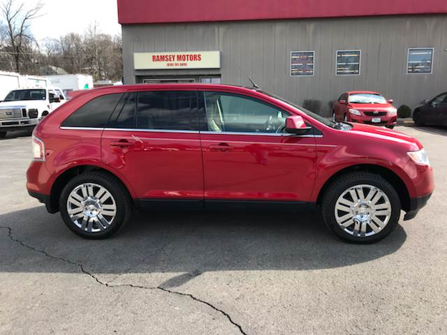Ford Edge Awd Limited Dr Crossover Riverside Mo