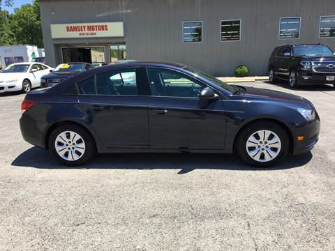 2014 Chevrolet Cruze for sale in Riverside, MO