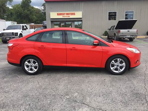 2013 Ford Focus for sale in Riverside, MO