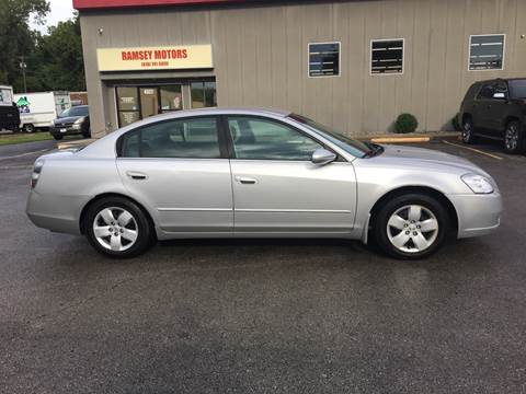 2005 Nissan Altima for sale in Riverside, MO