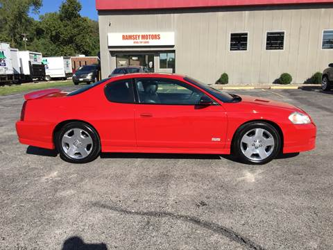 2006 Chevrolet Monte Carlo for sale in Riverside, MO