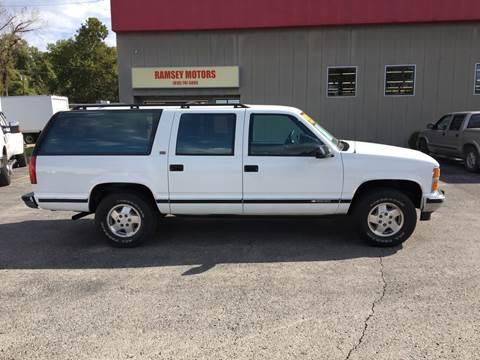 1993 Chevrolet Suburban for sale in Riverside, MO