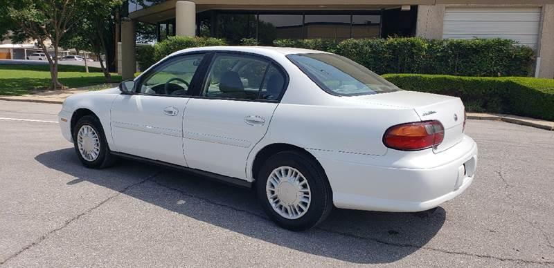 2001 chevrolet malibu 4dr sedan in san antonio tx car king 2995 publicscrutiny Image collections