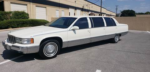Cadillac Fleetwood For Sale Carsforsale Com