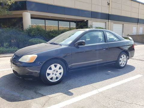 2001 Honda Civic for sale in San Antonio, TX