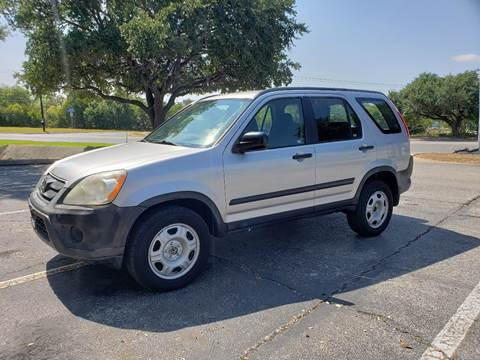2005 Honda CR-V for sale in San Antonio, TX