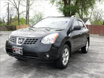 2010 Nissan Rogue for sale at O T AUTO SALES in Chicago Heights IL