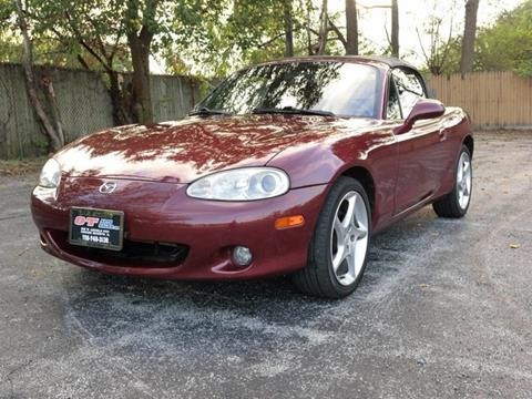 2003 Mazda MX-5 Miata for sale in Chicago Heights, IL