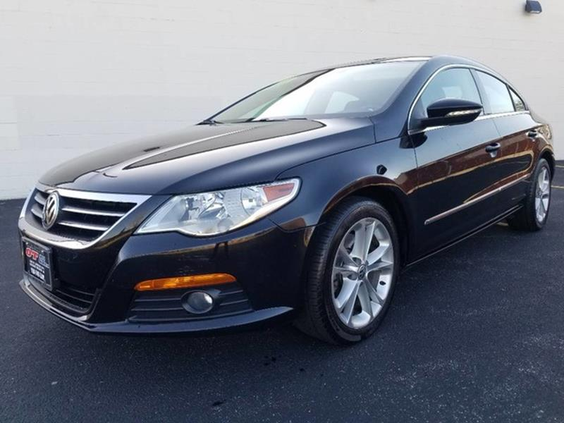 2010 Volkswagen CC for sale at O T AUTO SALES in Chicago Heights IL