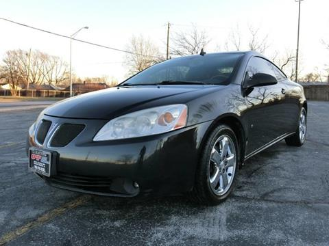 2008 Pontiac G6 for sale at O T AUTO SALES in Chicago Heights IL