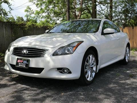 Infiniti G37 Coupe For Sale >> Infiniti G37 Coupe For Sale In Easton Pa Carsforsale Com