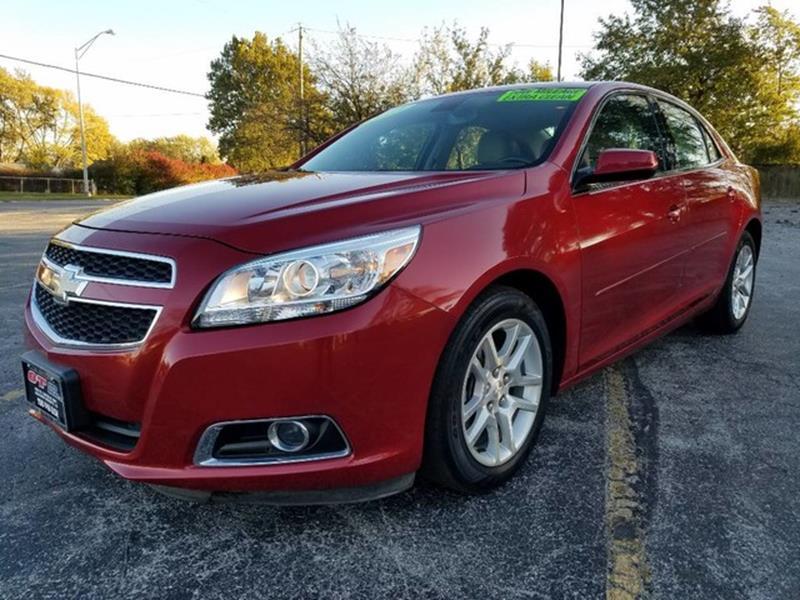 2013 Chevrolet Malibu Eco In Chicago Heights Il O T Auto Sales