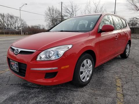 2010 Hyundai Elantra Touring for sale in Chicago Heights, IL