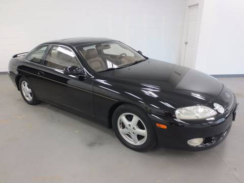 1997 Lexus SC 300 for sale in Vestal, NY