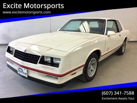 1988 Chevrolet Monte Carlo for sale in Vestal, NY