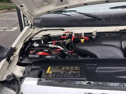 2013 Ford E-450