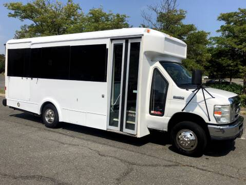 2009 Ford E-450 for sale at Major Vehicle Exchange in Westbury NY