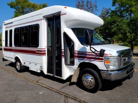 2008 Ford E-450 for sale at Major Vehicle Exchange in Westbury NY