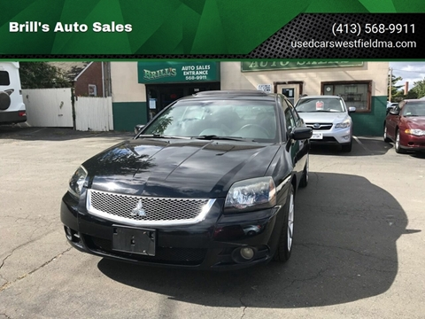 2011 Mitsubishi Galant for sale in Westfield, MA