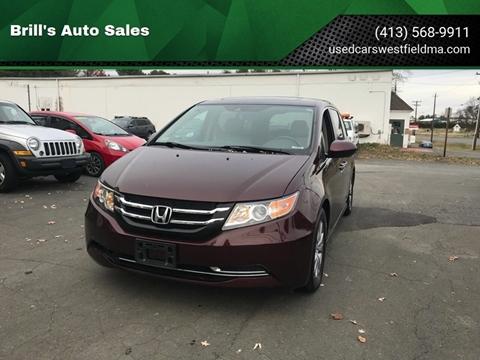 2014 Honda Odyssey for sale in Westfield, MA