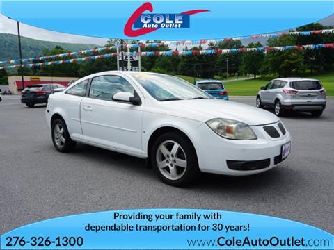 2007 Pontiac G5 for sale in Bluefield, VA