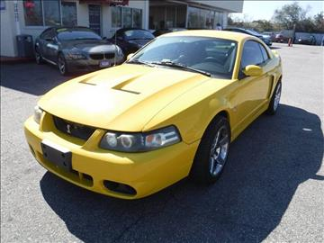 2004 Ford Mustang SVT Cobra for sale in Virginia Beach, VA