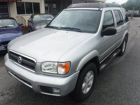 2002 Nissan Pathfinder for sale in Virginia Beach, VA