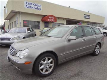 2003 Mercedes-Benz C-Class for sale in Virginia Beach, VA