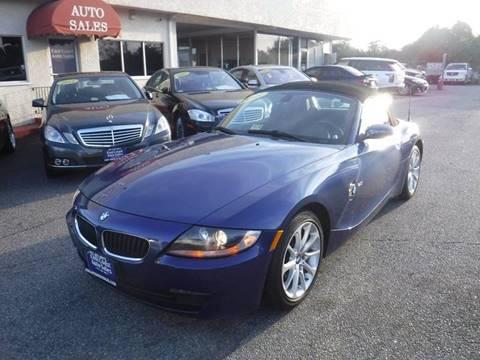 2008 BMW Z4 for sale in Virginia Beach, VA