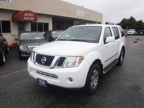 2012 Nissan Pathfinder for sale in Virginia Beach, VA