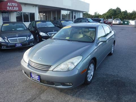 2004 Lexus ES 330 for sale in Virginia Beach, VA