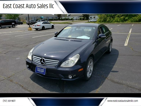 Elegant 2006 Mercedes Benz CLS For Sale In Virginia Beach, VA