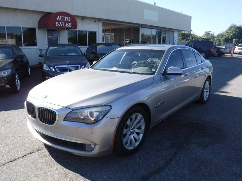 Used BMW Series For Sale Suffolk VA CarGurus - 2009 bmw 745li