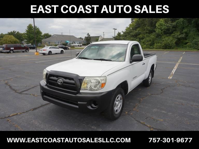 2005 Toyota Tacoma for sale at East Coast Auto Sales llc in Virginia Beach VA