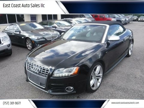 Audi S For Sale In Virginia Beach VA Carsforsalecom - S5 audi for sale