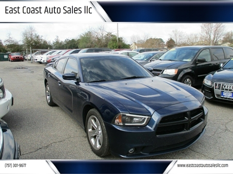 2013 Dodge Charger for sale in Virginia Beach, VA