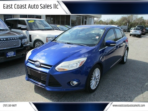 2012 Ford Focus for sale in Virginia Beach, VA