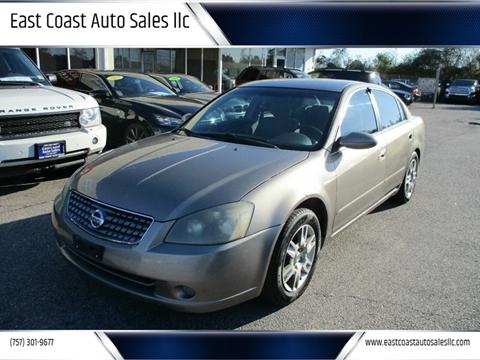 2005 Nissan Altima For Sale >> 2005 Nissan Altima For Sale In Virginia Beach Va